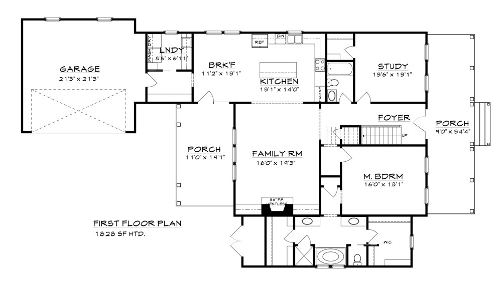 Elliott Homes Floor Plans Thefloors Co